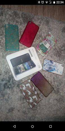 Telefon htc 820 desire + 7 case
