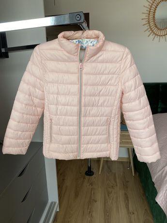 Różowa kurtka Zara