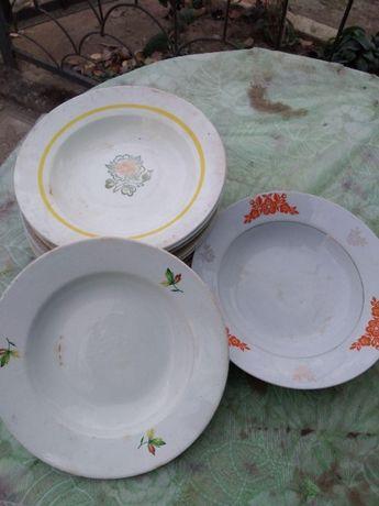 Продам тарелки СССР