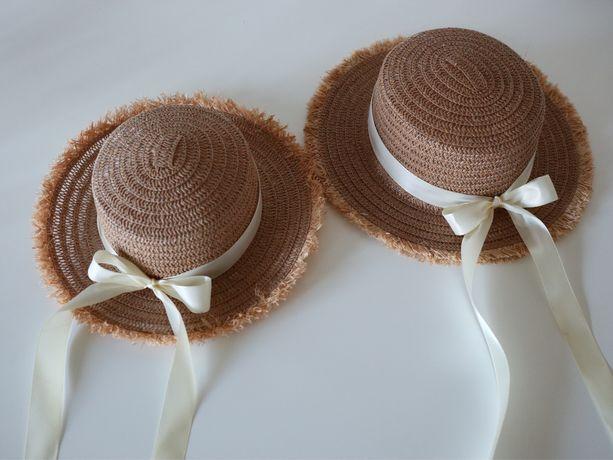 Шляпа для мамы и дочки для девочки детская
