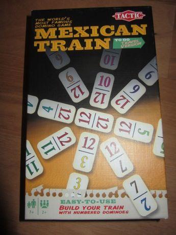 Mexican Train,gra nowa, oryginalne pudełko, instrukcja, na prezent