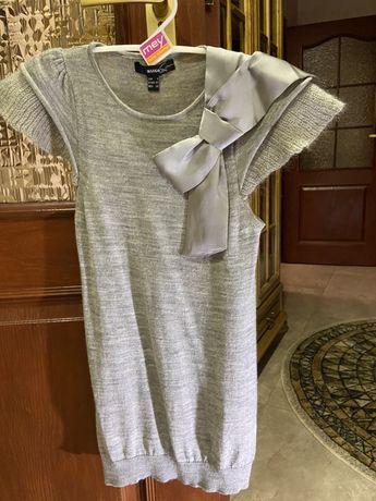 Трикотажная блузка Mango