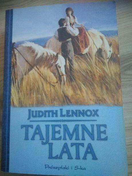 Tajemne lata Judith Lennox