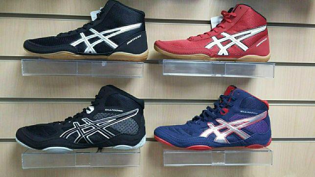 Борцовки, боксерки Asics, Adidas, Nike, размеры есть все, новые
