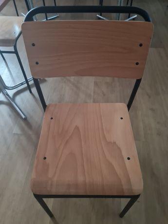 Krzesło szkolne/ konferencyjne