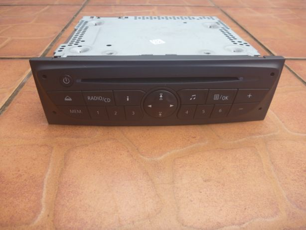 Radio cd Renault Clio 3