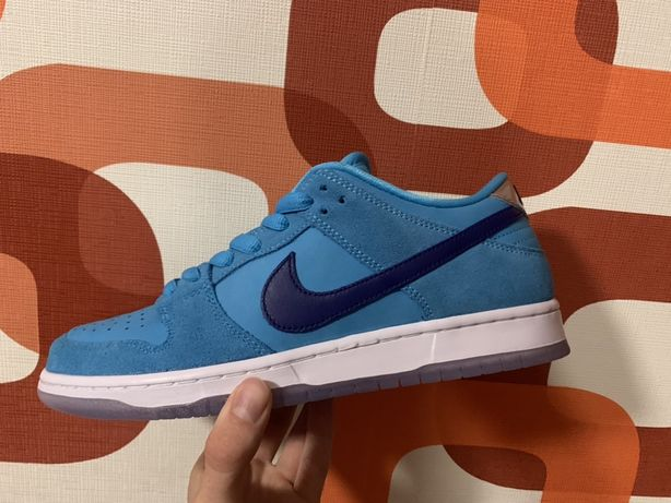 Nike Dunk Low Blue Fury
