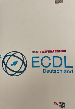 ECDL Deutschland-Modul Textverarbeitung