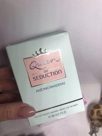 Аромат Antonio Banderas Queen of Seduction