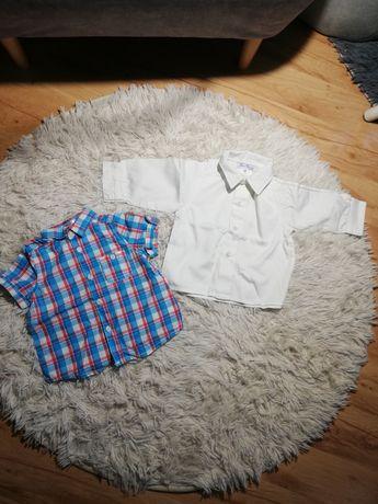 Koszule koszula dla chłopca 74