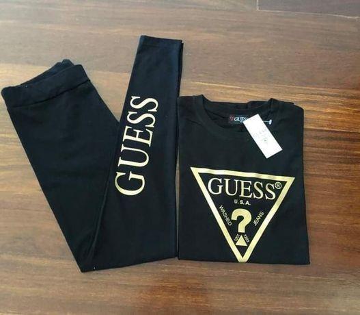 Promoção T-Shirt Legging Guess CK/Malas