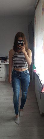 Jeansy rozmiar 36 damskie