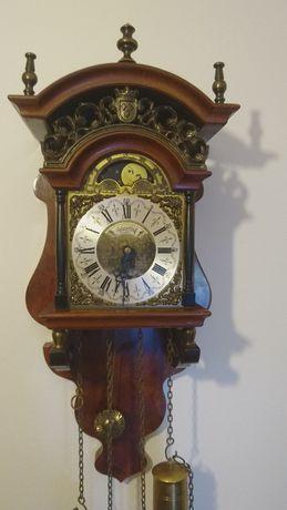 Настенные часы WARMINK с боем и с Лунным календарем, Голландия