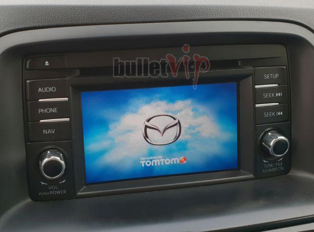 Mazda 6 CX-5 CX-9 Nawigacja NB1 TomTom Mapa Europy Najnowsza