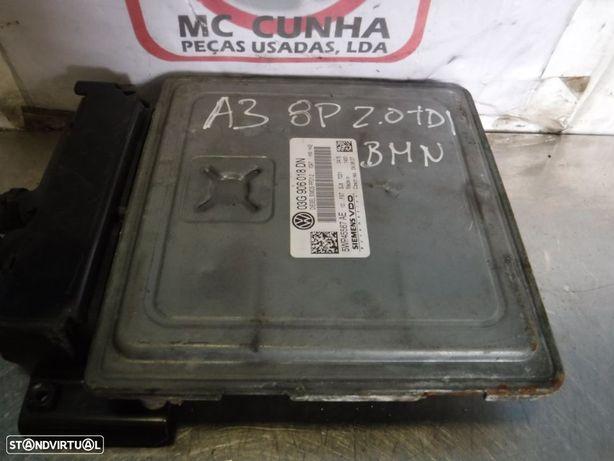 Centralina do Motor Audi A3 2.0TDI 170cv BMN 03G906018DN 5WP45567AE