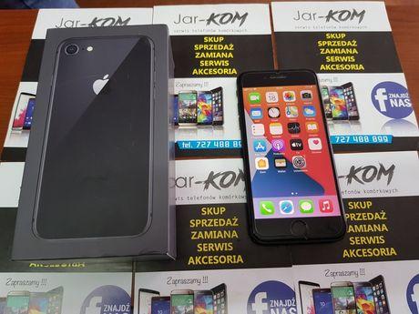 ^^ Iphone 8 64gb ^^ bdb stan! Komplet! Bateria 91%! Sklep