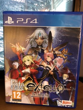 Jogo PS4 - Fate/Extella: The Umbral Star