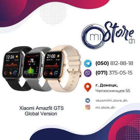 Xiaomi Amazfit GTS - 9900 руб. / Amazfit GTR - от 9600 руб.