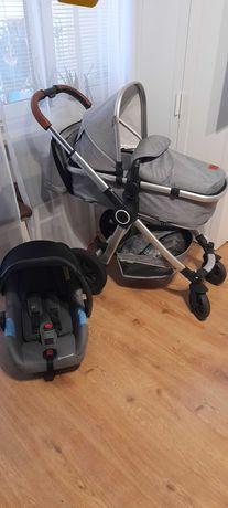 Wózek dziecięcy Kinderkraft VEO 3x1