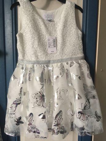 Продам нарядное платье Childrenplace на 3 года