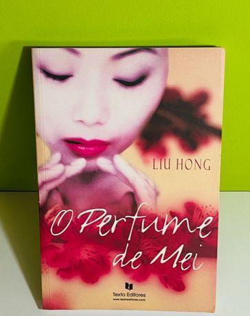 O perfume de Mei - Livro