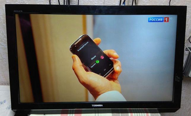 """Toshiba 32"""" Full HD с очками 3D"""