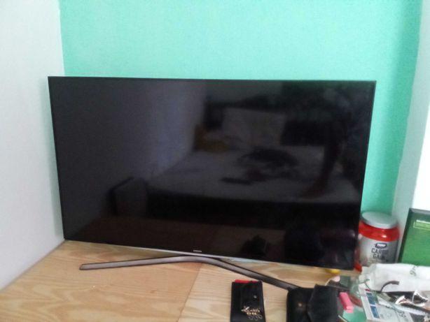 Smart tv, Samsung Ecrã com avaria
