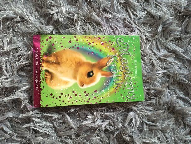 """Książka """"Magiczny królik"""""""