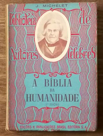a bíblia da humanidade, j. michelet
