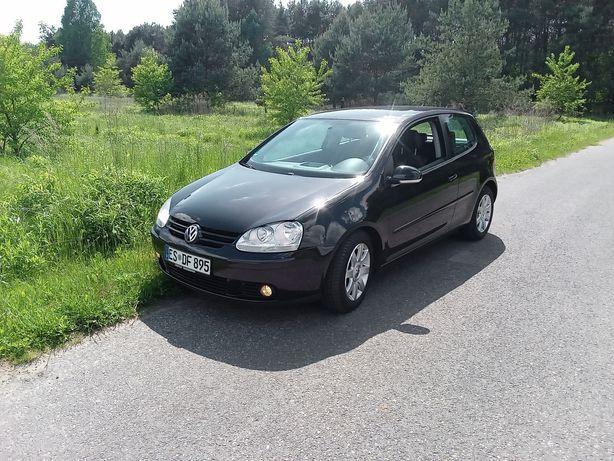 VW Golf 1.6 benzyna 2006r zamiana