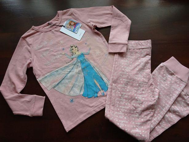 Name It Nowa! piżamka piżama Elsa Frozen Kraina Lodu 122