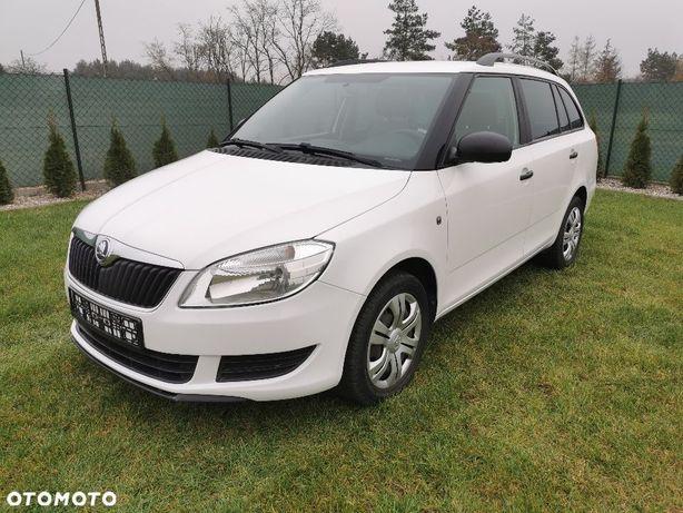 Škoda Fabia Kombi 81tys km 1.2 benzyna KLIMA