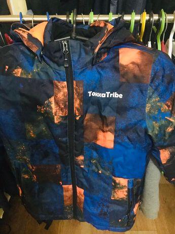 Куртка Tokka Tribe на мальчика 128 (6-8лет)