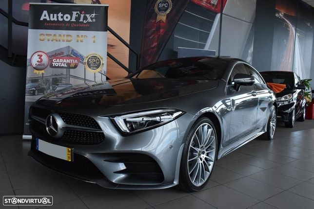 Mercedes-Benz CLS 300 d AMG Line