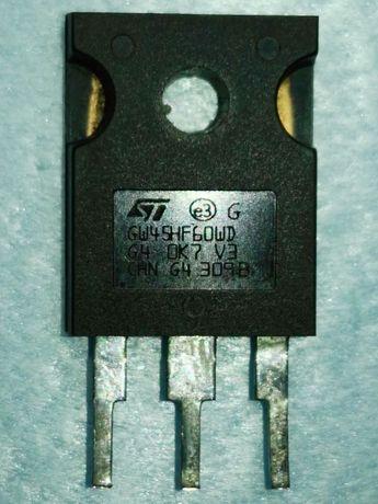 GW45HF60WD igbt 45Amp 600V