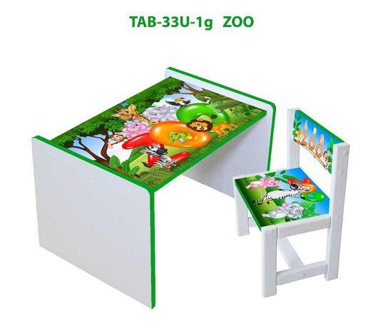 Детский стульчик и стол.