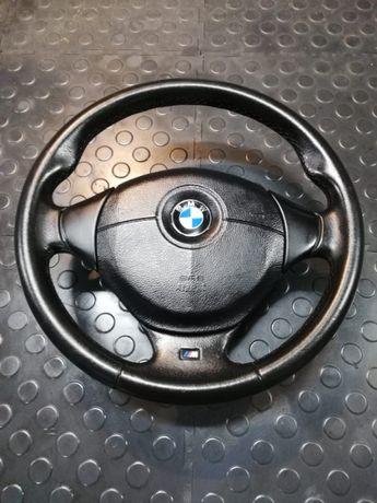 Kierownica BMW Z3 E36 E39 E38 jednonabojowa