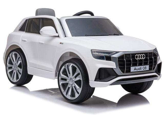 Auto na Akumulator Audi Q8 Biały:babyland lodz