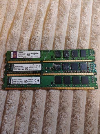 Оперативна пам'ять Kingston DDR3 4gb, 8gb