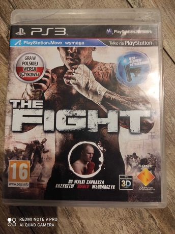 The Fight PS3, gra