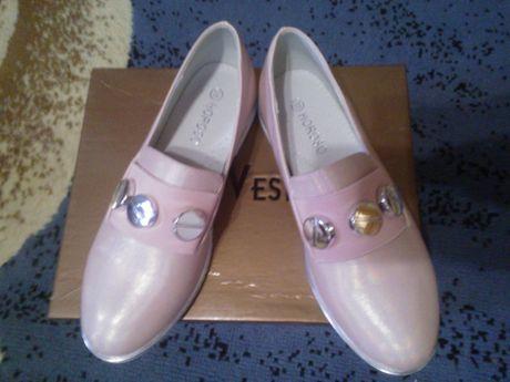 Туфли для девочки, р.35