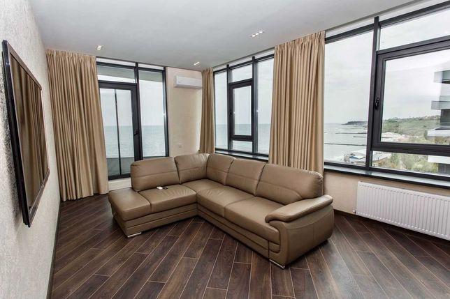 Kk Элитная квартира с террасой  в ЖК Costa Fontana .