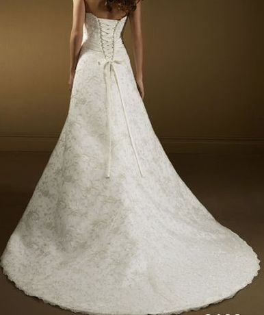 suknia ślubna MORILEE r34/36