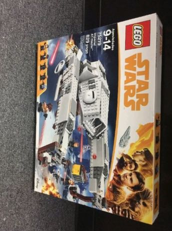 Lego Star Wars 75219 Imperial At-Hauler selado.