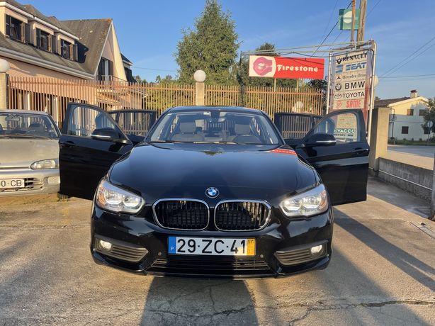 BMW 116d Sport F20