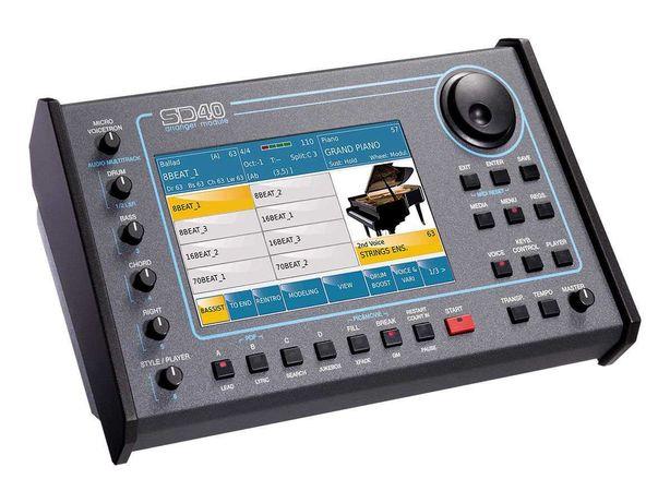 NOWY moduł brzmieniowy KETRON SD 40