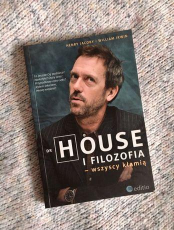 """Książka """"Dr House i filozofia - wszyscy kłamią"""""""