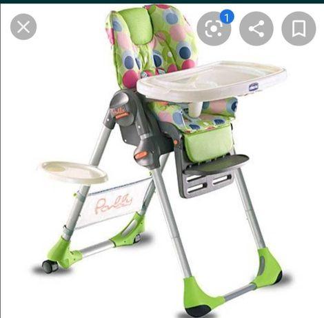 Cadeira refeição polly easy Chicco