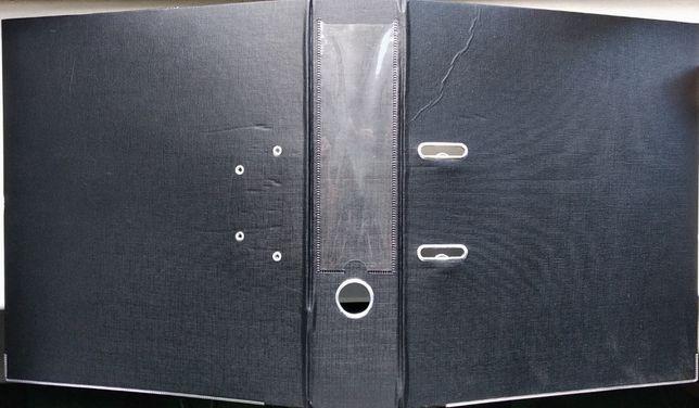 Папка-регистратор А4 7,5 см черная