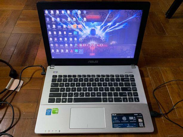 Portátil Asus K450J I7 SSD G-Force